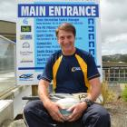 Sport Clutha co-ordinator Kelvin (Tiny) Carruthers finishes with Sport Otago this week. Photo by...