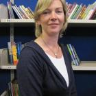 St Joseph's School board of trustees parent representative Michelle Bradley. Photo by James Beech.