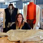 St Kilda resident Justine Tindley is enjoying success as a budding fashion designer, and has been...