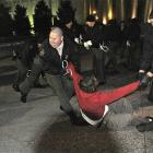 State Police arrest Occupy Nashville protestors at the site where a few dozen Wall Street...