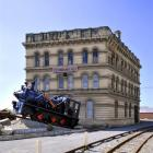 Steampunk HQ rates a mention in Cuisine magazine's list of top holiday destinations. Photo by...