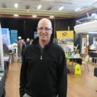 Steve Henry, director of the Centre For Sustainable Practice, at the Queenstown Memorial Hall on...