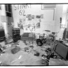 Stinky's old band room.