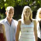 Scholarly success . . . Reflecting on their national Top Achiever Doctoral Scholarships are...