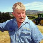 Taieri based agricultural contractor Ian Brown is angry at the amount of melted seal on roads ...