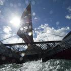 Te Matau a Maui at the Te Kumete O Te Moana Nui regatta in 2010. Photos by Chris Cameron and...