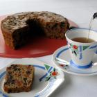 Tea cake is delicious with a nice cup of good-quality tea. Photo by Linda Robertson.