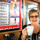 Technology teacher Isabel Radka will have the coffee ready when parents and their children join...