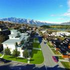The $10 million-plus Freshwater apartments (white, centre left) to be built in Queenstown's...