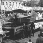 The 1962 Cavalcade of Progress in Oamaru, which marked the 100th anniversary of the Oamaru Town...