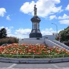 The Alexandra War Memorial. Photo by Leith Huffadine.