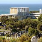 The Andersons Bay Crematorium. Photo by Stephen Jaquiery.
