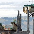 The Arataki is cut to pieces on Dunedin's Kitchener St slip-way, ending a salty 70-year adventure...
