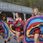The Buckingham Belles could be a popular subject for the photograph competition of the 2014...