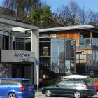 The building in Queenstown's Henry St  where the proposed backpackers' facility would be...