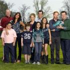 The cast of Modern Family. Photo by TV3.