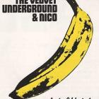 The cover art of Velvet Underground's 1967 album 'The Velvet Underground and Nico'.
