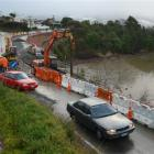 The Dunedin City Council says a 70% increase in work required to fix the Turnbulls Bay slip has...