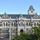 The Dunedin courthouse. Photo by Gregor Richardson.