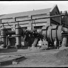 The Dunedin Gasworks, circa 1938.