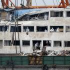 The Eastern Star cruise ship was not overloaded and had enough life vests. Photo: Reuters
