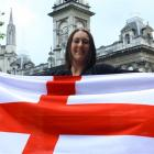 The English are coming ... The Terrace Bar duty manager Laura Mulqueen is ready for a big week...