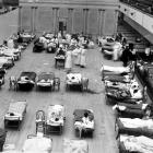 The flu epidemic of 1918-19 killed 3% of the human  population in 1919. Pictured is the Oakland...
