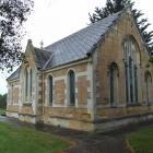 The former Hampden Presbyterian church, designed by architect RA Lawson in 1869. Photo by Bill...