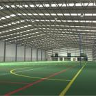 The inside of the proposed Clutha Recreation Centre. Photo supplied.