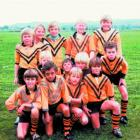 The mighty Manilla under-9s, circa 1977. Future ODT editor at back right.