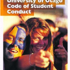 The new pamphlet which the University of Otago will place on the bed of each student staying at...