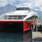 The new  Spirit of Queenstown is set to carry its first fare-paying passengers  on  Lake Wakatipu...