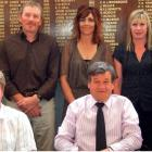 The newly-elected West Otago and Lawrence-Tuapeka community boards met for the first time...