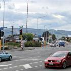 The NZTA and the DCC are working on problems causing delays at two major intersections in Mosgiel...