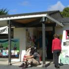 The old Blueskin Bay Library at Waitati. Photo by <i>ODT</i> Files.