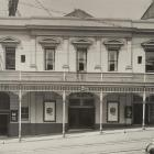 The old St James in High St, Dunedin, in the mid-1940s.