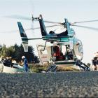 The Otago Regional Rescue Helicopter delivers advanced paramedic care throughout the lower South...