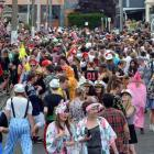 The Otago University Students' Association says the overall impression of this year's Hyde St...