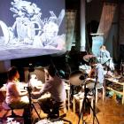 The Paper Cinema has honed a live action animated retelling of the Odyssey in `Britain's most...