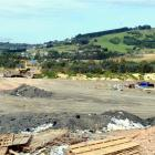 The privately-owned Fairfield landfill (pictured, foreground) could close in three years, placing...