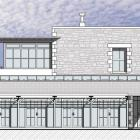The proposed redevelopment of the former Dunedin North post office for Otago Museum. Graphic by...
