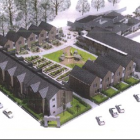 The proposed Urban Cohousing Otepoti Ltd development at the former High Street School. Image from...
