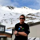 The Remarkables operations manager Ed Bezett. Photo supplied.