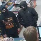 The robbery suspects. Photo Dunedin Police