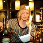 The runner-up in the Appleton Estate national cocktail competition, Yvonne Gray, of Queenstown,...