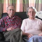 The secret to marriage is looking after each other, according to Ken Hinton. He and his wife...