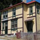 The St Bathans Post Office. Photo supplied.