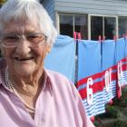 The Waimate Rugby Football Club's first female life member, Stella Chamberlain, has finally given...