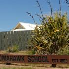 There are fears for children's safety at tiny Tomahawk School, where an allegedly disruptive and...