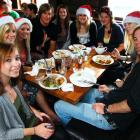 There are pitfalls in tax laws pertaining to Christmas function expenses. Photo by James Beech.